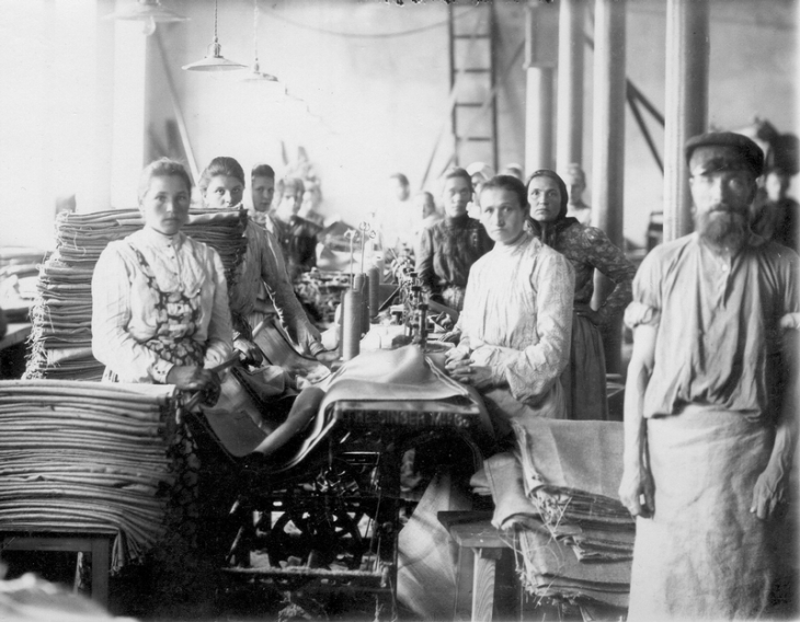 flax -factory-kulotino-1905