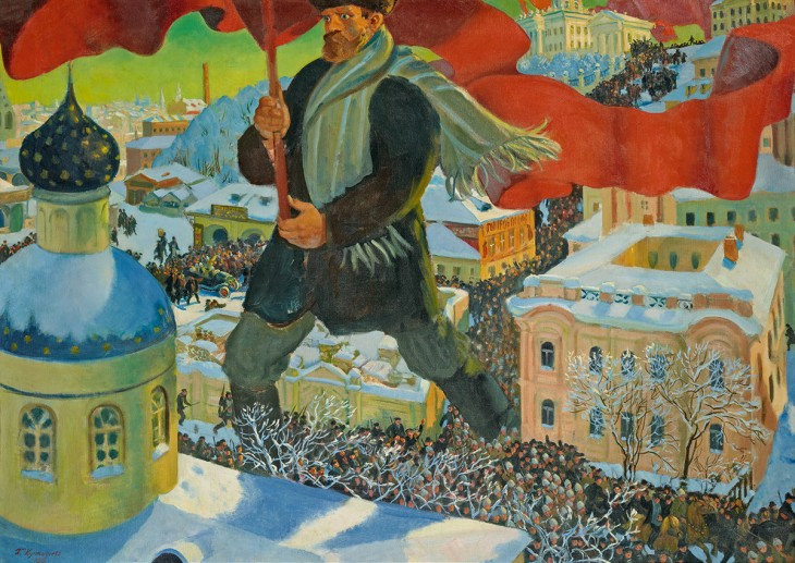 Kustodiev_The-Bolshevik-1920