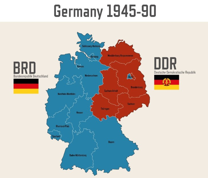 germany-divided