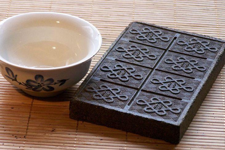 Tea-brick